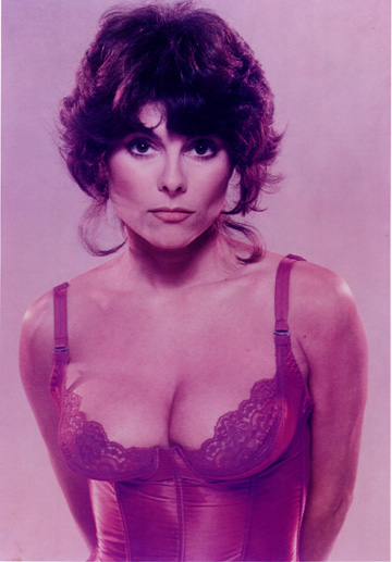 Adrienne barbeau in swamp thing 1982 - 4 1