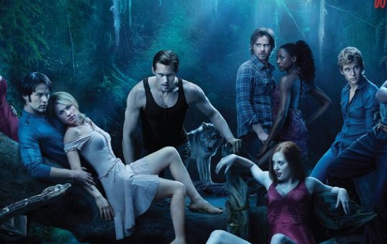 True Blood Cast datant